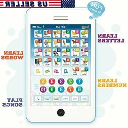 Children TABLET Computer PAD Educational Learning Game Toy K