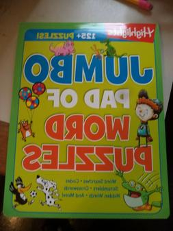 Highlights Children's Puzzle Paperback Books New: Pets Jum