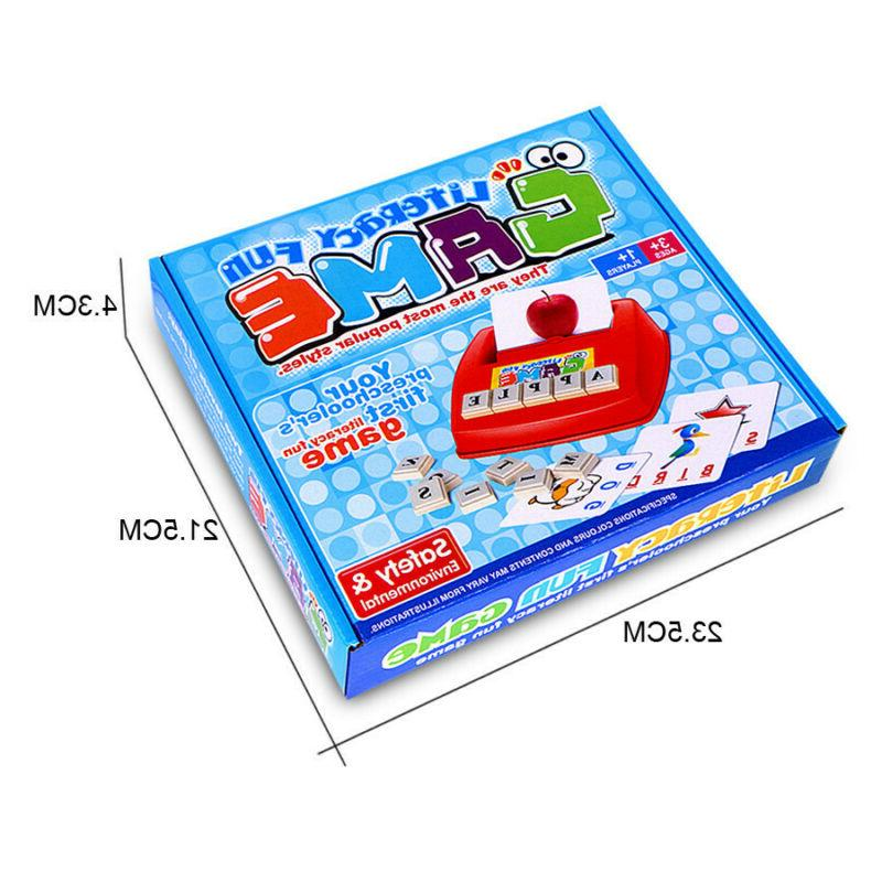 Kids English Educational Plastic