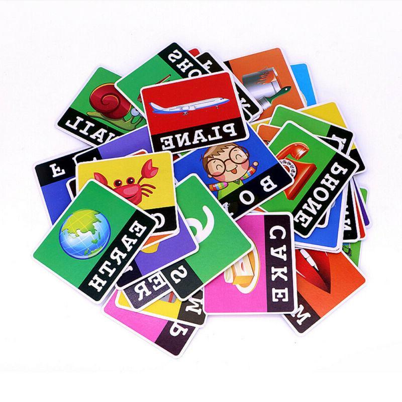 Kids English Alphabet Educational Plastic