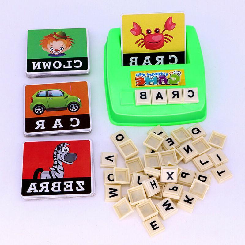 kids english spelling game alphabet letter learning