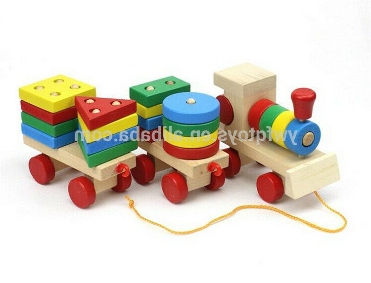 Kids Colors Learning Toy Fun Puzzle Montessori