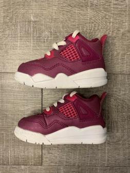 Nike Air Jordan 4 Retro Love of the Game Berry Pink BQ7672-6