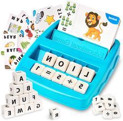 Spelling Game Kids Preschool Educational Learning Toys for T